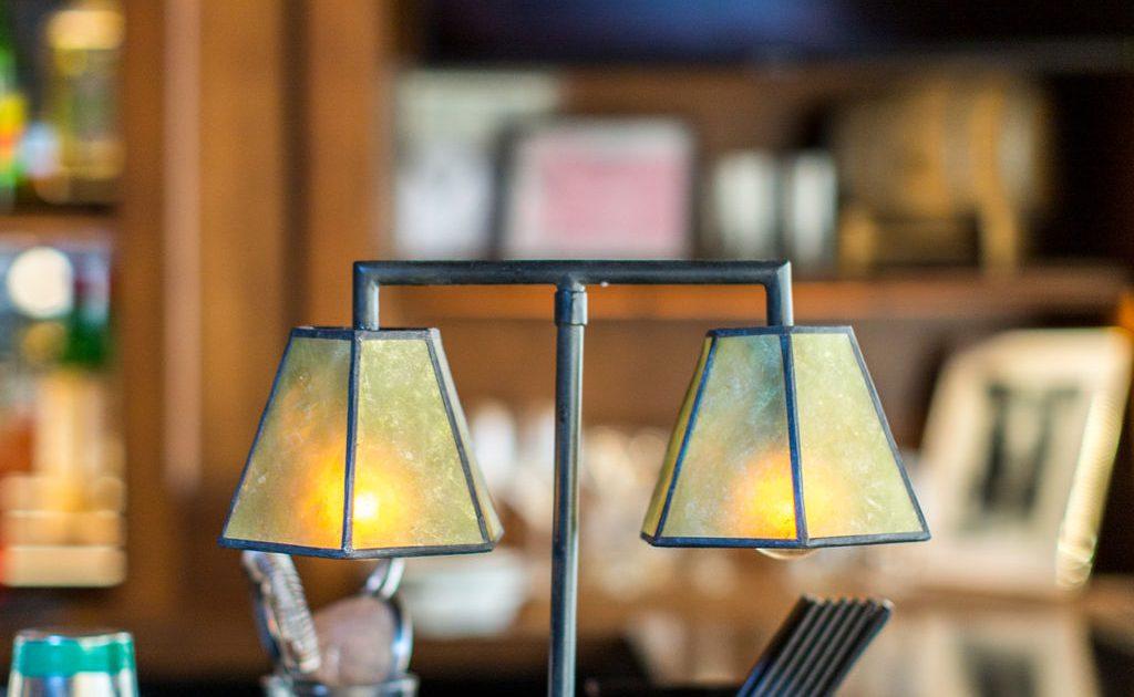 Proper Restaurant lamp