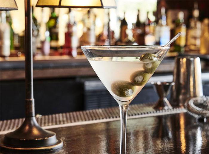 The Proper Martini