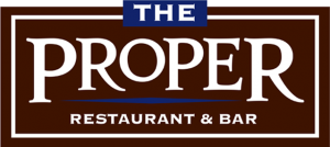 The Proper Restaurant and Bar logo